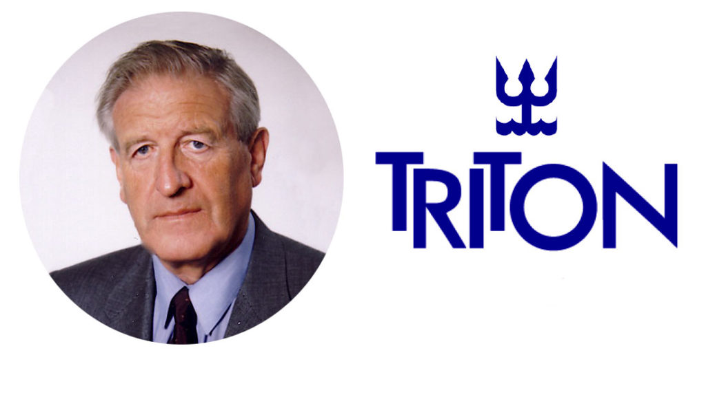 Triton is founded by Dr. Örn Erlendsson